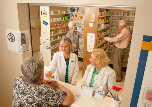 pharmacy internal